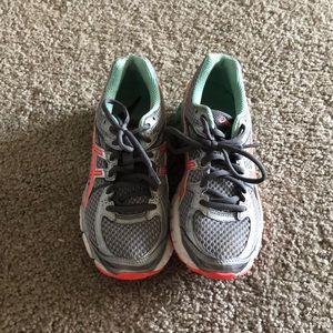 ASICS running shoes